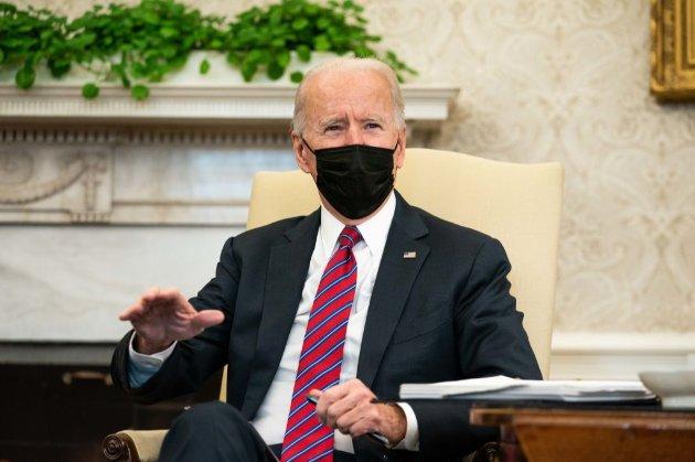 Байден вимагає затвердити пакет допомоги американській економіці