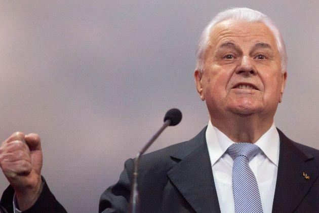 Кравчук заявив, що ситуація на Донбасі загострюється
