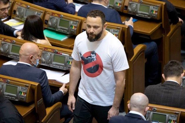 Олександра Дубінського все-таки виключили з фракції «Слуга народу»