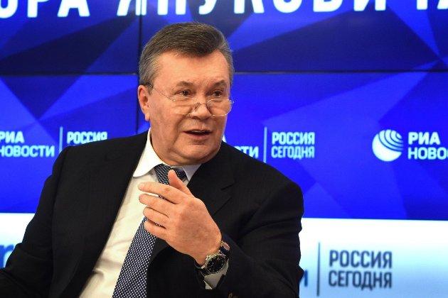 Справи Майдану. Янукович запросив прокурорів і ДБР в Ростов
