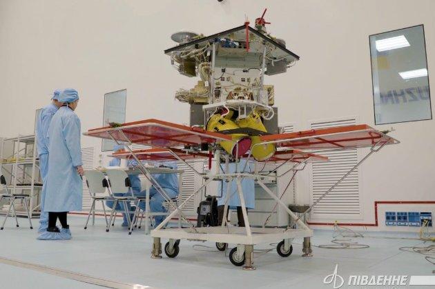 Нарешті запустять новий український супутник