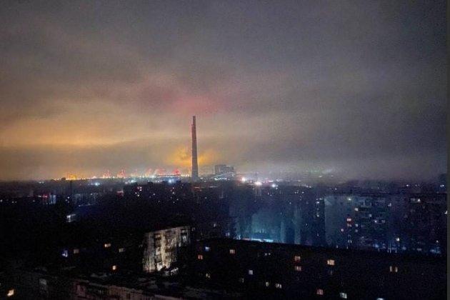 На найбільшій в Україні Запорізькій ТЕС сталася аварія (оновлено)