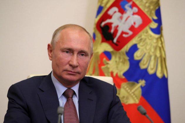 Рейтинг Путіна серед російської молоді впав на чверть (інфографіка)