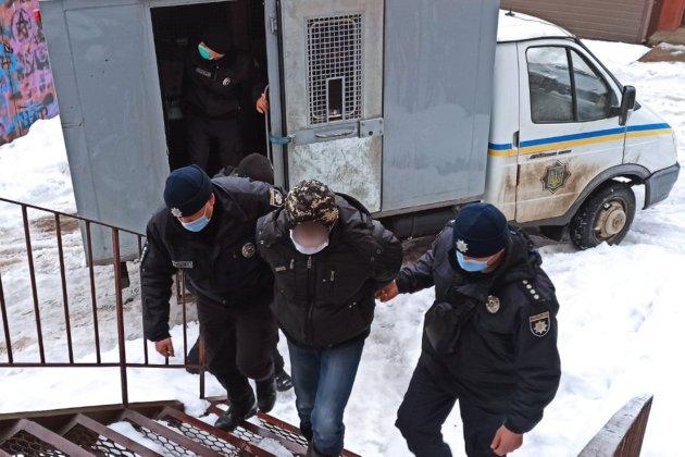Палія «Епіцентру» в Первомайську арештували на два місяці