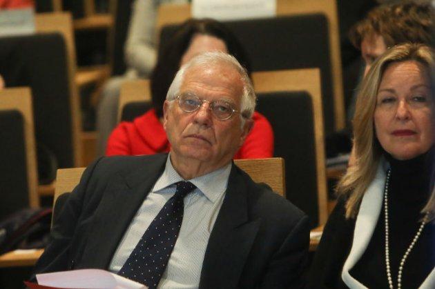 Під час зустрічі Лаврова і Борреля РФ оголосила про висилку трьох європейських дипломатів