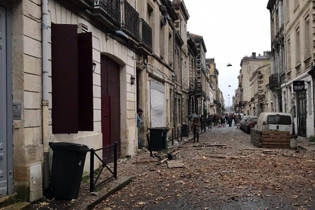 У Франції стався вибух у житловому будинку. Є поранені та зниклі безвісті