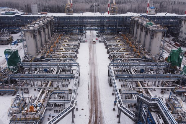 Макрон підтримав завершення будівництва «Північного потоку-2»