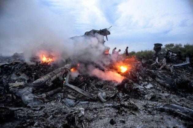 Справа MH17. Нідерланди не притягуватимуть Україну до відповідальності за незакритий авіапростір