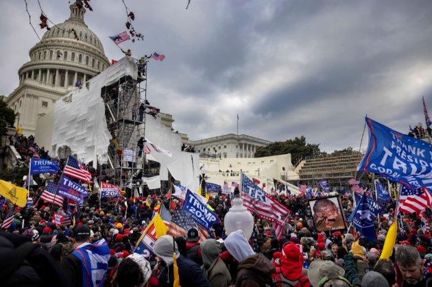 Сенат США з 9 лютого починає розглядати питання імпічменту Трампу