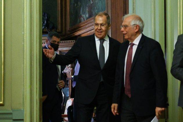 «Євросоюз і Росія йдуть в різні боки». Глава дипломатії ЄС натякнув на санкції і нагадав про територіальну цілісність України