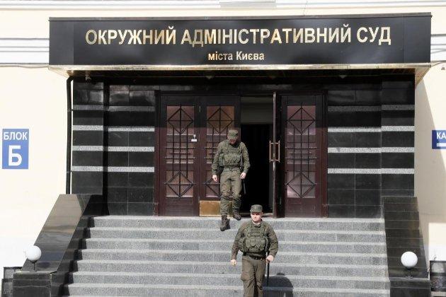 За суддею Вовком бігали вулицею «посіпаки корупціонера з НАБУ»