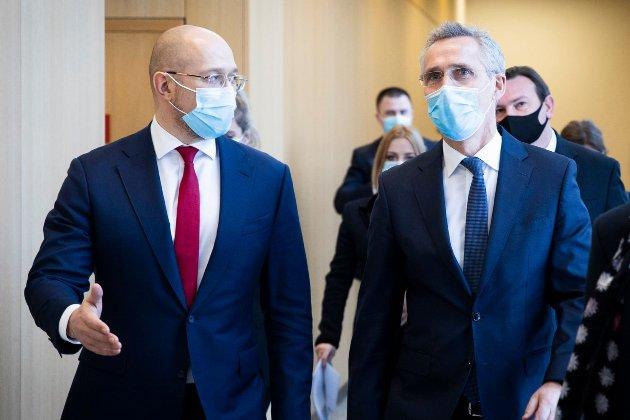 Україна хоче отримати План дій щодо членства в НАТО разом із Грузією — Шмигаль