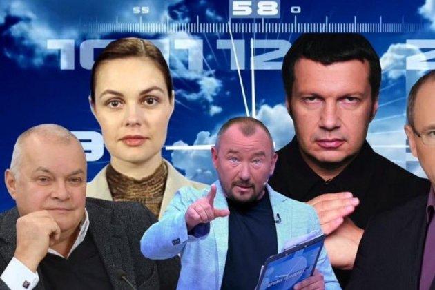 Латвія заборонила 16 російських телеканалів