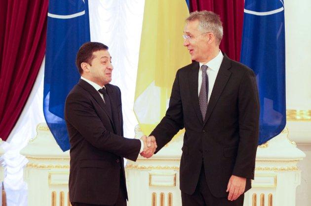 У НАТО розповіли, чому Україна ще не в Альянсі