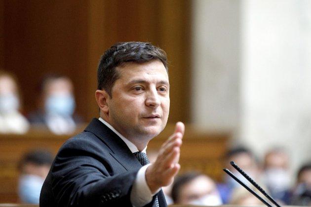 Битва соцопитувань. Українці найбільше довіряють Зеленському і Кличку, каже соцгрупа «Рейтинг»