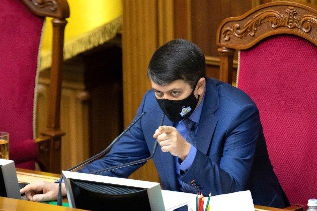 Радник глави ОП розповів, що Зеленський спокійно ставиться до конкуренції Разумкова