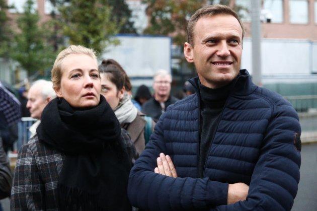 «Перша леді російської опозиції» залишила РФ — ЗМІ