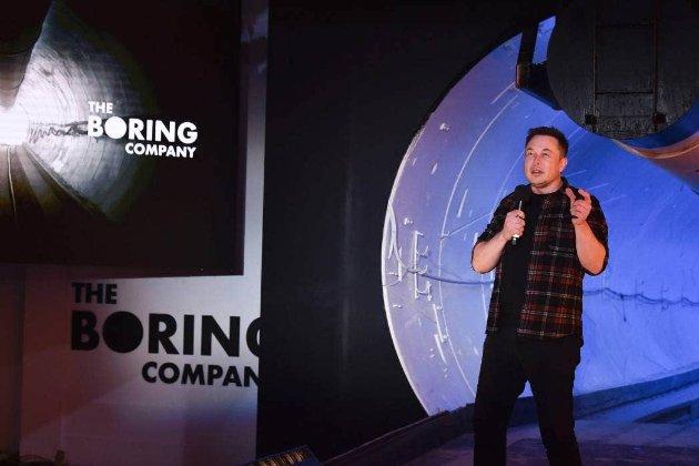 Компанія Ілона Маска збудує для казино у Лас-Вегасі підземний швидкісний тунель