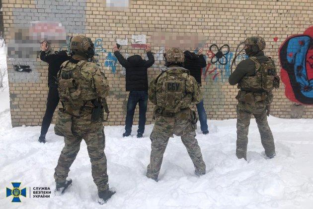 СБУ викрила осередок терористів «Ісламської держави» на Київщині (відео)