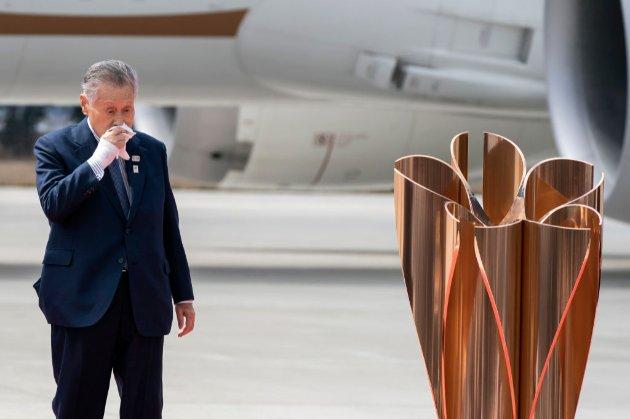 МОК «зрозумів» рішення голови оргкомітету Олімпіади у Токіо піти у відставку через скандал