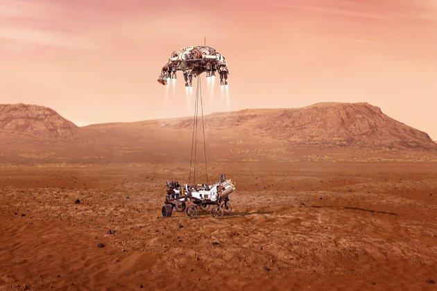 Марсіанські хроніки. Китайський зонд вийшов на орбіту Марса