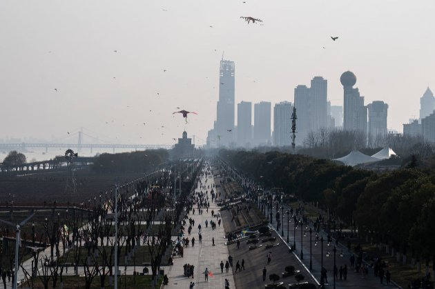 Влада Китаю відмовилися надати ВООЗ дані про перших хворих на COVID-19 в Ухані