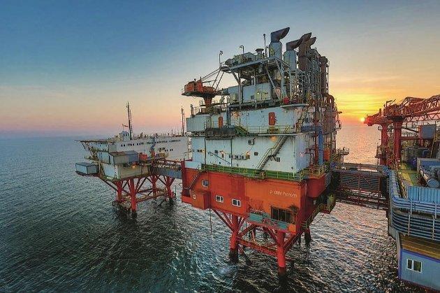 «Нафтогаз» розроблятиме чорноморський шельф з румунською компанією