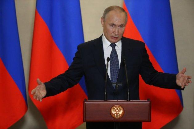 Навального використовують на тлі наслідків пандемії — Путін