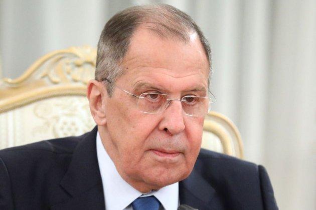 Лавров заявив, що розрив відносин Росії з ЄС «вже відбувається»