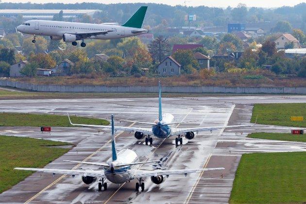 Аеропорт «Київ» реконструюють — зможе приймати більш сучасні літаки