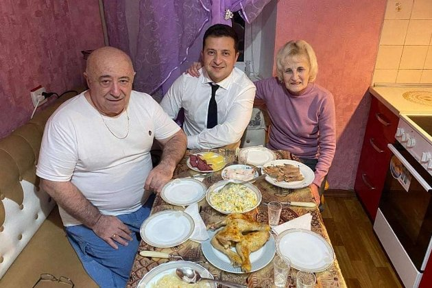 Мешканець Кривого Рогу погрожував підірвати квартиру батьків Зеленського