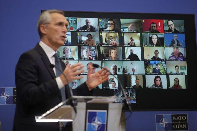 НАТО надасть більше грошей на військову діяльність біля кордонів з РФ