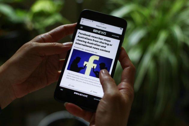 Facebook в Австралії заборонив користувачам поширювати новини та навіть ділитися посиланнями
