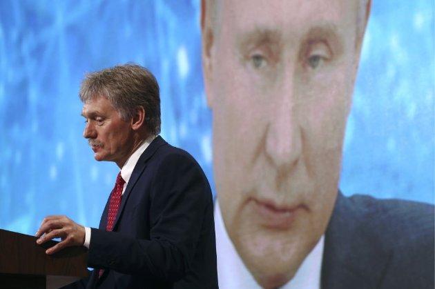 Речник Кремля назвав Україну недружньою до РФ та «проєктом західних держав»