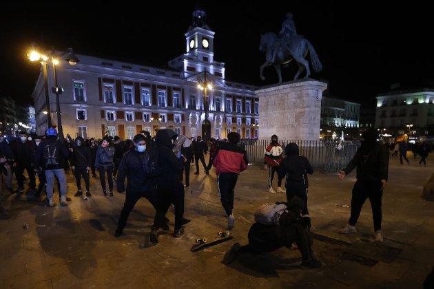 В Іспанії протестують проти затримання каталонського репера. В сутичках із поліцією поранили 55 людей