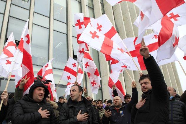 Прем'єр Грузії подав у відставку через арешт і справу проти лідера опозиційної партії