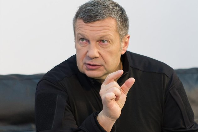 «Глорифікація нацизму». Латвія заборонила в'їзд російському пропагандисту Соловйову