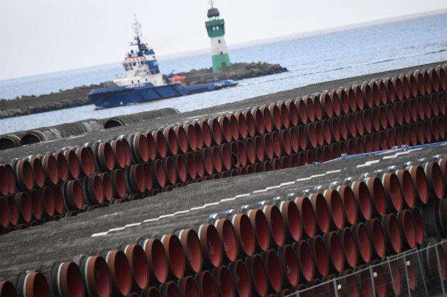 США представлять нові санкції по «Північному потоку-2» — Bloomberg