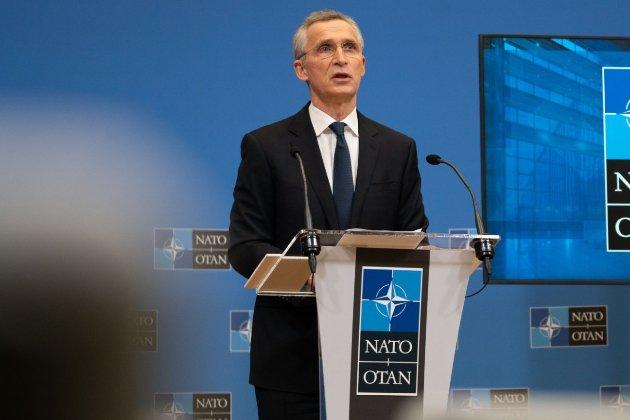 Генсек НАТО назвав великими викликами піднесення Китаю й дестабілізуючу поведінку Росії