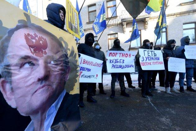 Рішення РНБО про введення санкцій проти Медведчука ґрунтується на матеріалах СБУ, каже Баканов