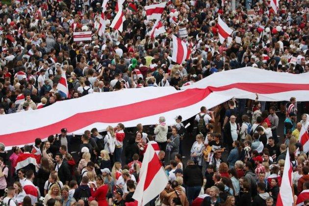 Україна засудила репресії проти журналістів у Білорусі