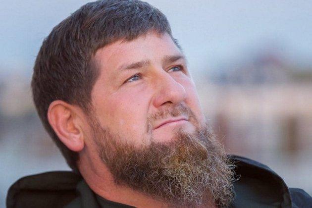 Фото з Кадировим. Очільник Чечні запевнив, що знав би, хто Уруський, — не підпустив