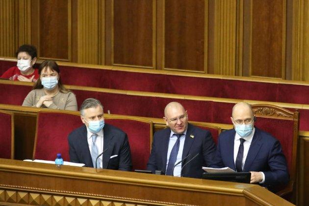 Непрохідність Верховної Ради. Вітренка не змогли призначити справжнім міністром, але надали йому всі повноваження