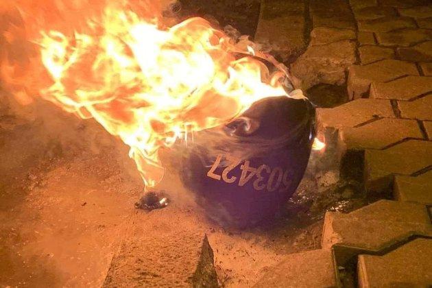 Справа Стерненка. У Києві протестувальники оголосили про початок безстрокової акції протесту 27 лютого