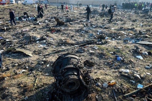 «Цинізм і жорстокість». Доповідачка ООН звинуватила Іран у приховуванні обставин збиття літака МАУ