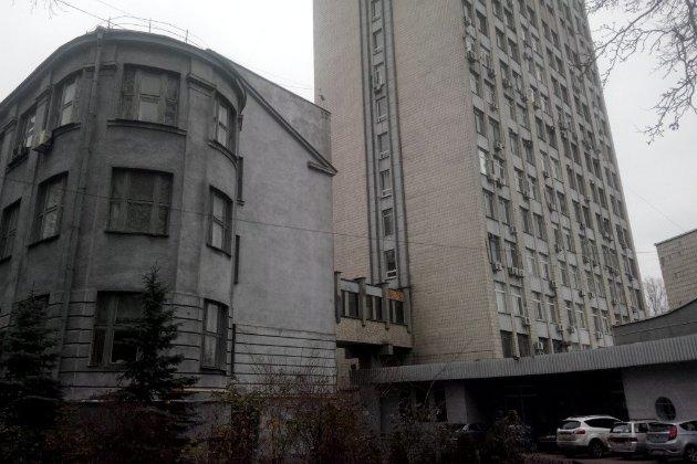 МВС хоче забрати будівлю в Інституту фізіології НАН. Міністерство планує розмістити там особовий склад — ЗМІ