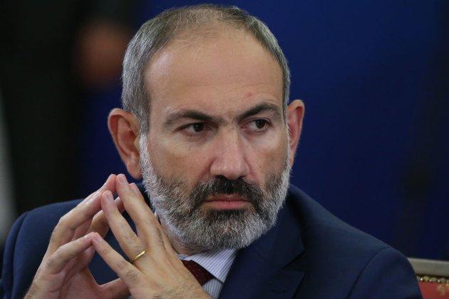 Прем'єр Вірменії заявив про спробу військового перевороту