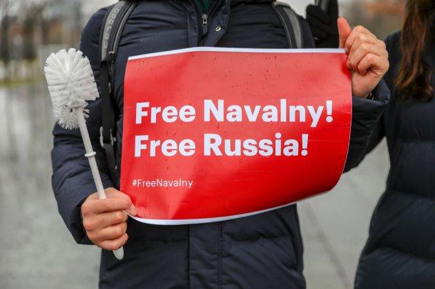 Навального перевели у колонію