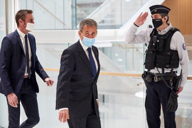 Експрезидент Франції Ніколя Саркозі отримав три роки тюрми