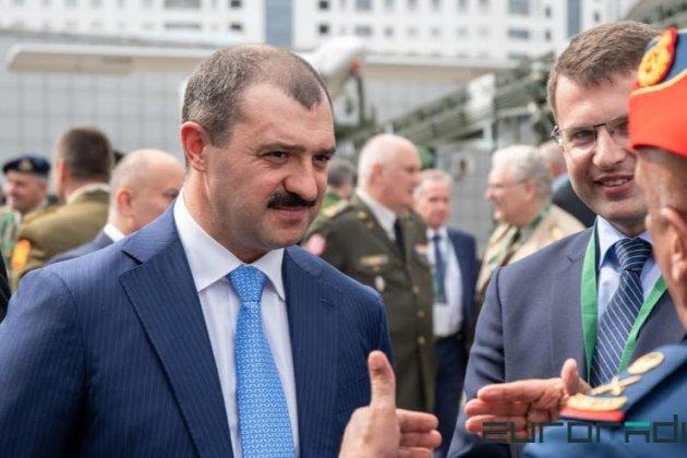 Олександр Лукашенко дав своєму сину Віктору звання генерал-майора запасу
